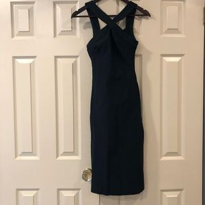 Marciano Black Bandage Cocktail Dress - XS